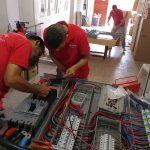 Cablage Armoires electrique algerie par doulatec (70)